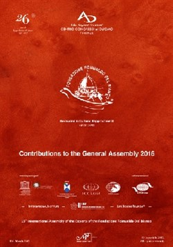 Contribution to the General Assembly 2016 -